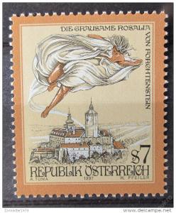 Rakousko 1997 Legendy Mi# 2212 1046
