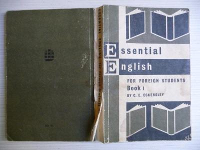 Essential English for foreign students - Book I.