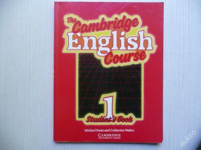 The Cambridge English Course 1. Students Book 1995