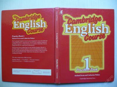 The Cambridge English Course 1. Praktice Book 1990