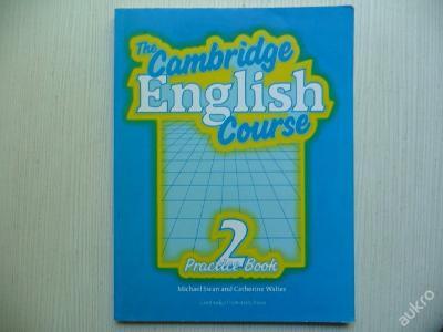 The Cambridge English Course 2. Praktice Book 1991