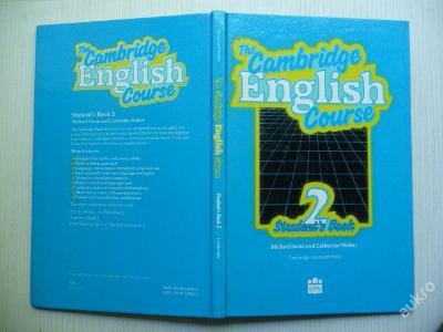 The Cambridge English Course 2. Students Book 1991