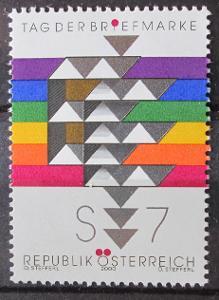 Rakousko 2000 Den známek Mi# 2315 1049