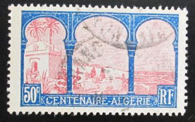 Francie 1930 Osady v Alžírsku Mi# 247 1114