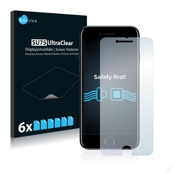 6x Ochranná fólie - Apple iPhone 7 - Ochranné fólie