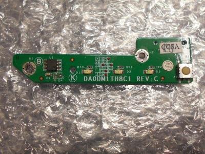 Zapínání z DELL LATITUDE D505 PP10L