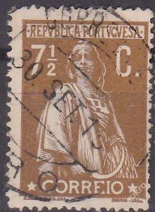 PORTUGALSKO 1912 Mi.č.: 211 Ay - ražená