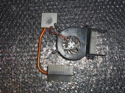 Chlazení+ventilátor z Toshiba Satellite 1405-S15