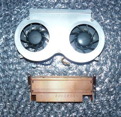 Chlazení + ventilátor z Toshiba Satellite A35-S1