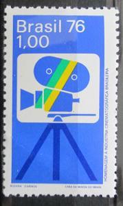 Brazílie 1976 Filmový průmysl Mi# 1536 1193