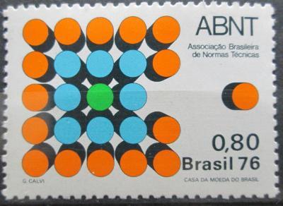Brazílie 1976 Státní normy Mi# 1577 1193