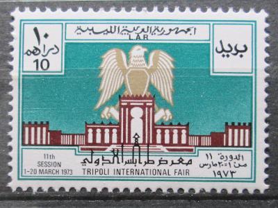 Libye 1973 Mezinárodní veletrh Mi# 408 1152
