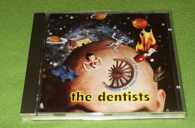CD The Dentists - Behind The Door I Keep The Unive