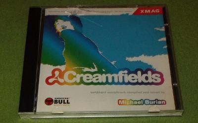 CD Michael Burian - Creamfields