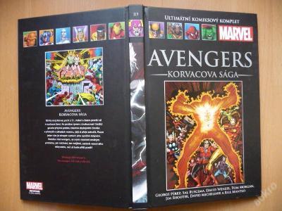 UKK - číslo 119 - AVENGERS: Korvacova sága
