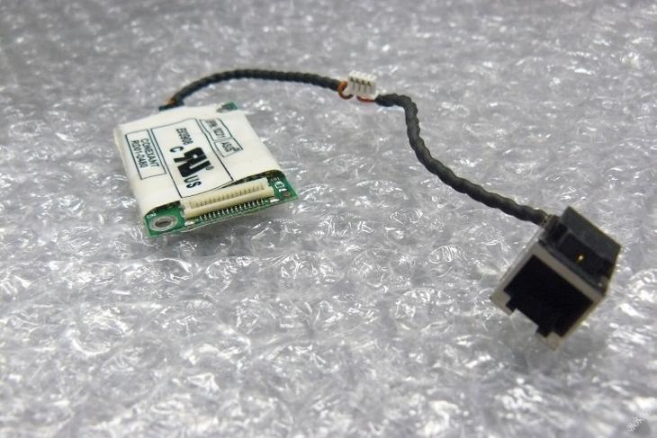 LAN z Dell D600 PP05L - Notebooky, příslušenství