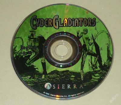 Hra pro PC CYBERGLADIATORS