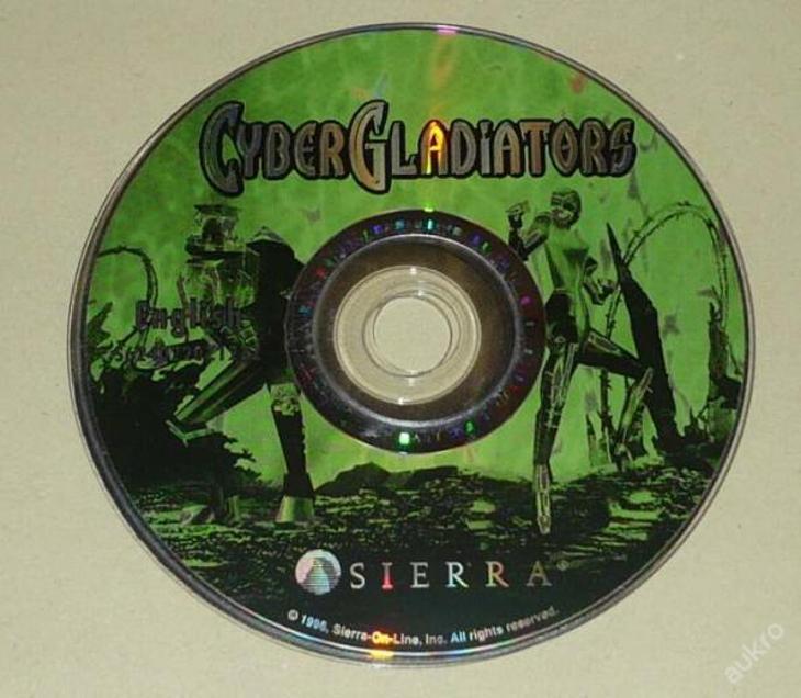 Hra pro PC CYBERGLADIATORS - Hry
