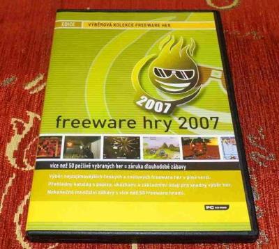 Hra pro PC FREEWARE HRY 2007