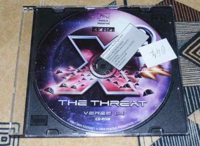 Hra pro PC X2: THE THREAT