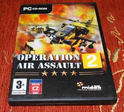 Hra pro PC OPERATION AIR ASSAULT 2