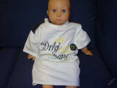 Dětské zboží - Tričko krátký rukáv -vel.98,104,110