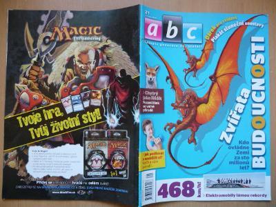 Časopis - ABC - 55. ročník z roku 2010 - číslo 21.
