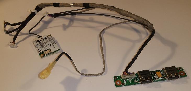 USB board z MSI GX-700X - Notebooky, příslušenství