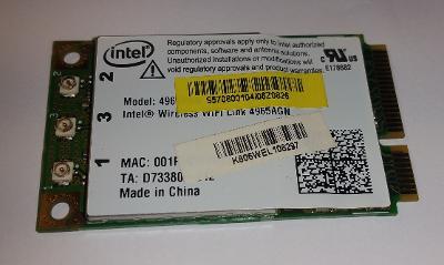 Wifi 4965AGN z MSI GX-700X