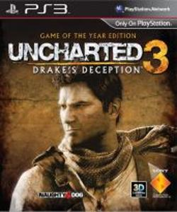 PS3 Uncharted 3: Drakes Deception (GOTY)