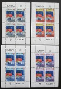 Kiribati 2006 Evropa CEPT Mi# 993-96 Kat 85€ 0459
