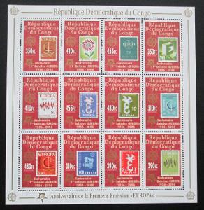 Kongo Dem. 2005 Evropa CEPT Mi# 1831-42 20€ 0471