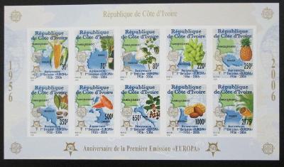 Pobřeží Sl 2005 Evropa CEPT Mi# 1461-70 B 33€ 0472