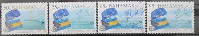 Bahamy 2005 Evropa CEPT Mi# 1224-27 Kat 15€ 0463