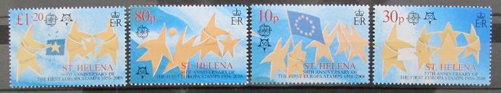 Svatá Helena 2006 Evropa CEPT Mi# 961-64 12€ 0431 - Filatelie