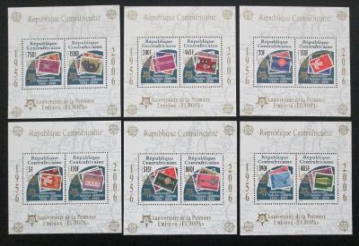 SAR 2005 Evropa CEPT Mi# Bl 678-83 Kat 50€ 0441