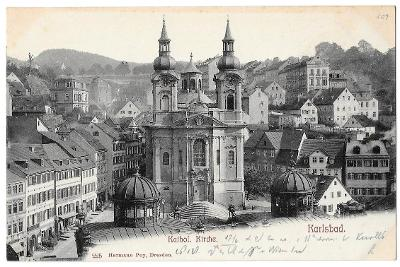 Karlovy Vary, Karlsbad