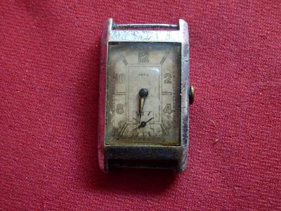 Arta-árt-déco pánské náramkáče, nálezový nošený st