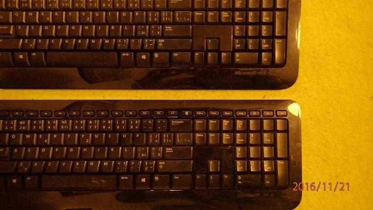 Bezdrátové Microsoft Wireless Keyboard 800 na ND o - Příslušenství k PC