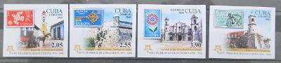 Kuba 2005 Evropa CEPT Mi# 4756-59 B 25€ 0445A