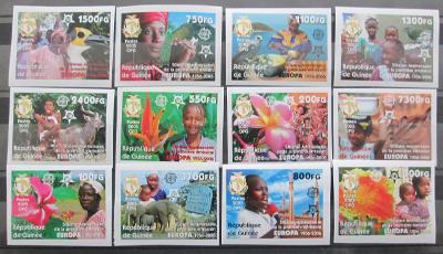 Guinea 2006 Evropa CEPT Mi# 4202-13 B Kat 33€ 0454