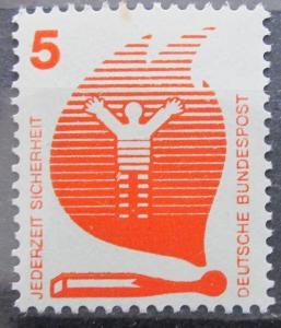 Německo 1971 Prevence nehod Mi# 694 A 0416