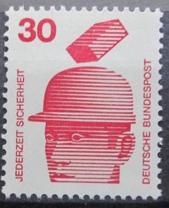 Německo 1972 Prevence nehod Mi# 698 A 0416