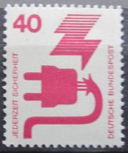 Německo 1972 Prevence nehod Mi# 699 A 0416