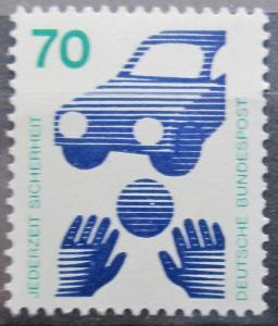 Německo 1973 Prevence nehod Mi# 773 0416