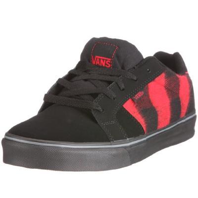 Kožené Skate boty VANS Widow, poslední vel. UK 9