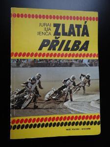 ZLATÁ PŘILBA - SVAZARM 1986, nádherný stav.