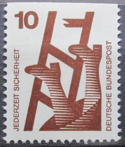 Německo 1974 Prevence nehod Mi# 695 C 0422