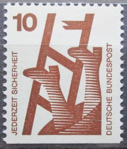 Německo 1974 Prevence nehod Mi# 695 D 0422