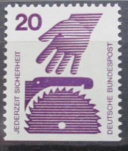 Německo 1974 Prevence nehod Mi# 696 D 0422